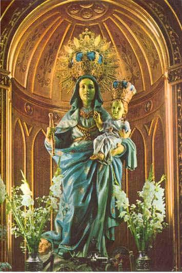 Nuestra Señora de las nieves