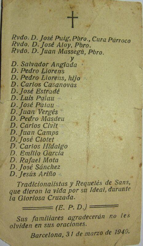 El Levantamiento Del 18 De Julio De 1936 En Barcelona